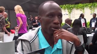 Wesley Korir Talks Kenyan Parliament And Running Prior 2013 ING NYC Marathon