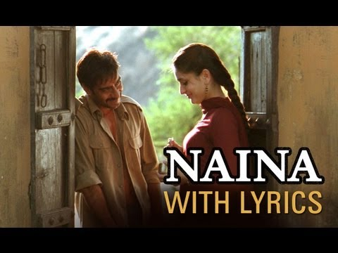 Xxx Mp4 Naina Song With Lyrics Omkara Ajay Devgn Saif Ali Khan Vivek Oberoi Kareena Kapoor 3gp Sex