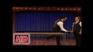 [Talk Shows]Penn & Teller - The Nailgun on Jimmy Fallon