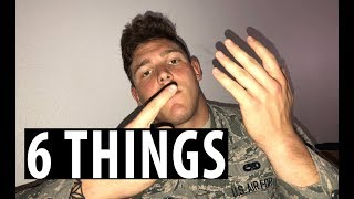 6 Things To Know Before Enlisting