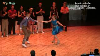 WRRC Boogie-Woogie World Championship 2014 (Place 1 - 3)