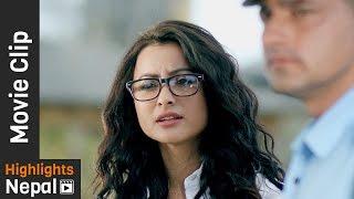 Sting Operation Scene - Nepali Movie SAMBODHAN | Dayahang Rai, Namrata Shrestha