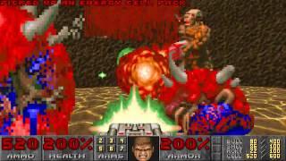 Doom: Scythe - ALL UV Speed in 11:42 by 4shockblast (2016-03-12)