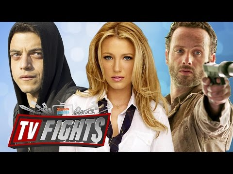 TV Fights What TV show do you love to hate watch