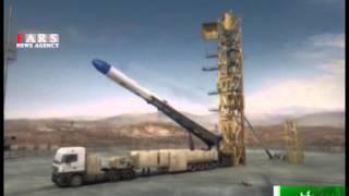 Iran launches advanced Fajr (Dawn) satellite into space