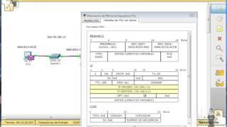 Cisco Systems. Repaso de clase sobre TTL, IP y MAC en el viaje de un paquete.