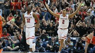 Florida vs. Texas Tech: Red Raiders outlast the Gators for spot in the Sweet 16