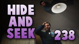 The Force Will Guide Us! (Hide & Seek #238)