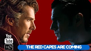 The Red Capes Are Coming...