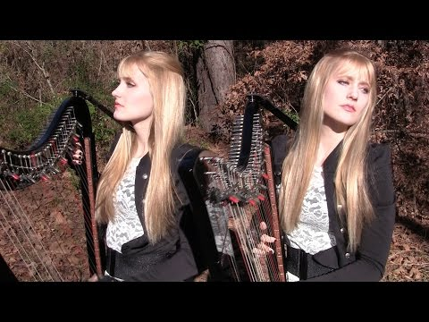 Xxx Mp4 METALLICA The Unforgiven Harp Twins Camille And Kennerly HARP METAL 3gp Sex
