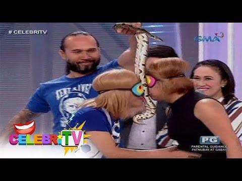 Xxx Mp4 CelebriTV Boobay At Donita Nose Nag Panic Sa Ahas 3gp Sex