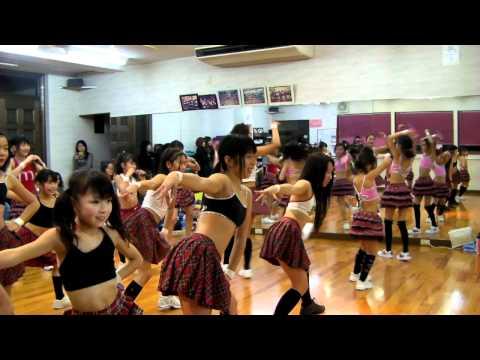 ☆SILKY CREW S キッズダンスレッスン☆Vol.17