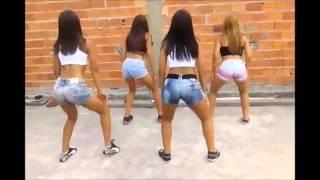 Meninas dancando funk