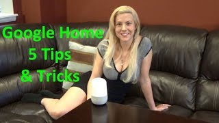 Google Home Tips and Tricks 5 Things Google Home Mini can do