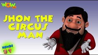 John The Circus Man - Motu Patlu in Hindi WITH ENGLISH, SPANISH & FRENCH SUBTITLES