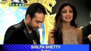 B4U Flash - Shilpa is lucky charm for her hubby Raj
