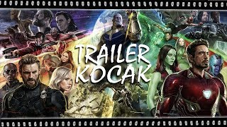 Trailer Kocak - Avengers Infinity War (Road To Endgame)