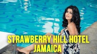 Strawberry Hill Hotel - Travel With Shenaz | Jamaica | Shenaz Treasurywala