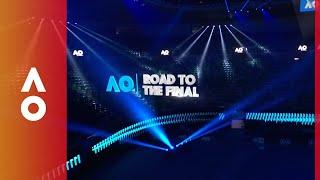 Head to Head: Federer v Čilić | Australian Open 2018