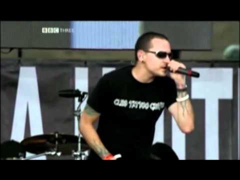 Linkin Park 03. Breaking The Habit Live 8 Philadelphia