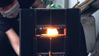 $120 Mini Forging Press