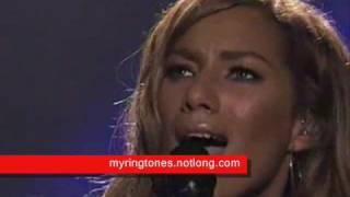 Leona Lewis AGT SPECIAL GUEST - America's Got Talent Finale