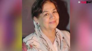Farida Jalal is not DEAD  Yet another death hoax.