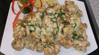 Malai Pakora ملائی پکوڑا / Cook With Saima