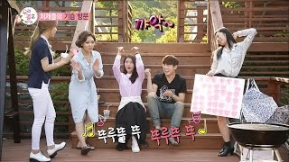 """【TVPP】 MAMAMOO  - """"How Many Girlfriends Have You Ever Met?"""", 마마무 - 돌직구 """"여친 몇 명?"""" @We Got Married"""