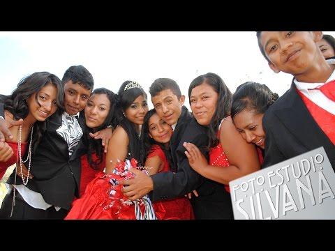 Bailazo de XV en Guadalupe Las Corrientes 2 de agosto 2014 Monarcas del Valle