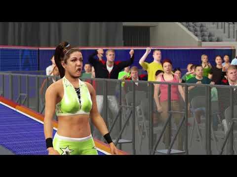 Xxx Mp4 WWE 2K17 Alexa Bliss Vs Nia Jax For The Women S Championship 3gp Sex