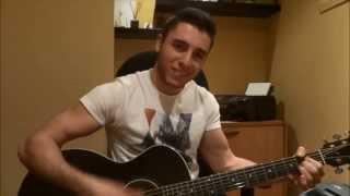 The Maine - Happy - Guitar Cover - Alex Russo