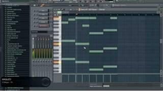 FL Studio 9 DnB tutorial: Pad and atmosphere