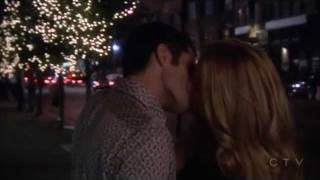 Dan and Serena - First Kiss (Gossip Girl, S01E05)