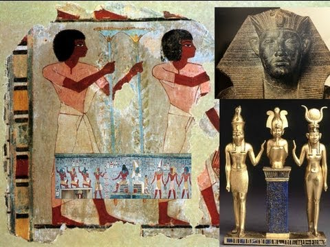 ANCIENT EGYPT PEOPLE SECRETS RACE REVEALED ISAIAH 19 25