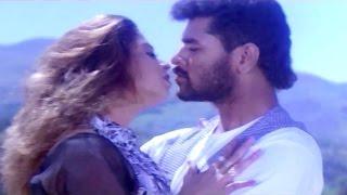 Romantic & Love Song Of Prabhu Deva & Nagma :: Repelokam Video Song
