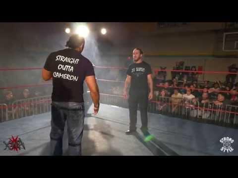Matt Hardy makes a surprise appearance & challenge to JT Dunn (XWA)