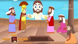 St. Paul The Apostle | New Testament I Animated Children