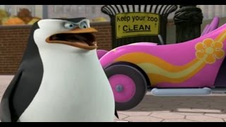 the penguins of madagascar - Little Zoo Coupe