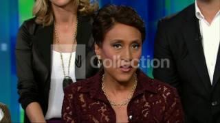 FILE:ROBIN ROBERTS LEAVES GMA ON FRI FOR MEDICAL LEAVE