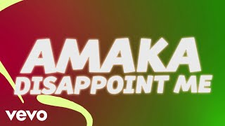 2Baba - Amaka [Lyric Video] ft. Peruzzi