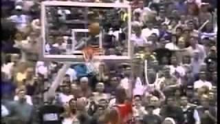 Michael Jordan's Final Shot Over Bryon Russell