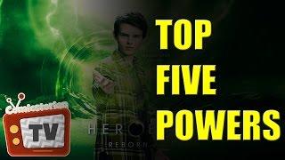 Top 5 New Heroes Reborn Powers