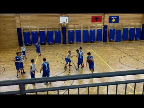 Basketball U14 KB Riinvest vs KB Sigal 11.03.2017