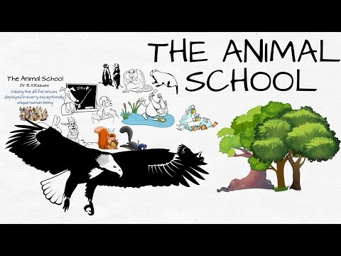 IS OUR CULTURE CULTIVATING STRENGTHS OR WEAKNESSES? THE ANIMAL SCHOOL FABLE ANIMATED