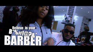 Big Tobz & Blittz - Believe In Your Barber | Link Up TV
