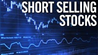 SHORT SELLING STOCKS 📈 The Basics Of Short Positions Explained