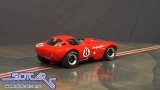27413 Carrera Evolution Slot Bill Thomas Cheetah 8 Slotcar
