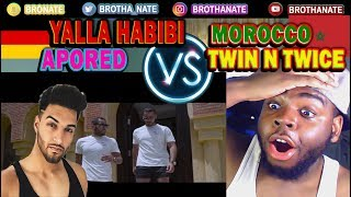 DID APORED STEAL THIS BEAT?   Twin N Twice - Morocco (Official Music Video)