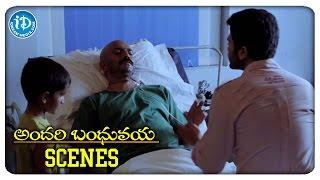 Andari Bandhuvaya Movie Climax Scene   Sharwanand   Padmapriya   Ramakrishna   Vijay Sai